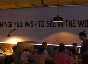 Third Eye Cafe Mainly Employees Transgender People in Mumbai