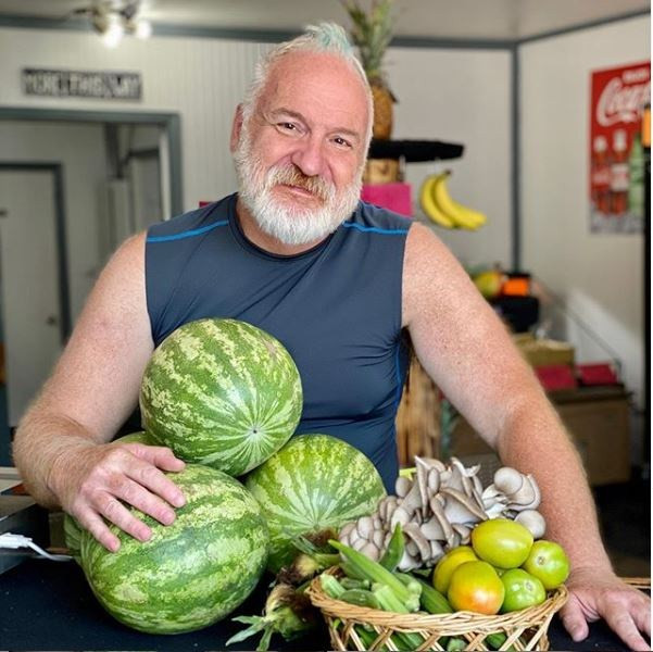 Openly Gay Chef Art Smith