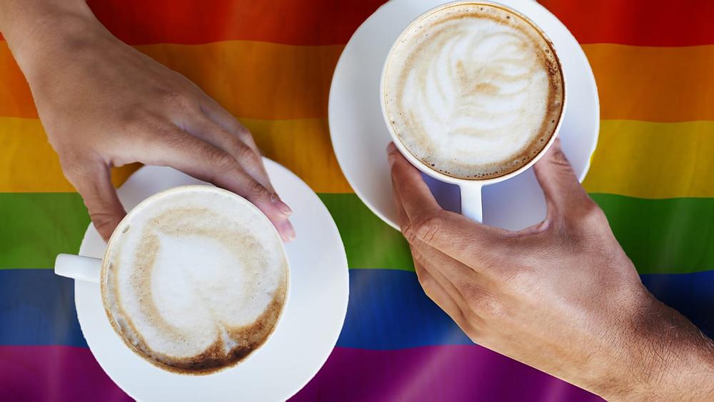 LGBT Cappuccino