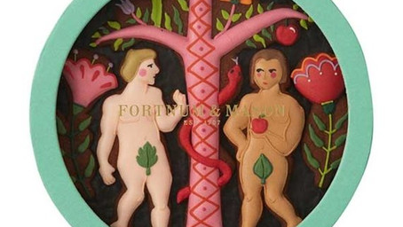 Fortnum & Mason Launches LGBT 'Adam & Steve' Valentine's Day Biscuits