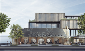 French Market to be integrated into Project on Santa Monica Boulevard at Laurel