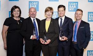 LGBT Bar Association of New York's Annual Dinner & Community Vision Awards