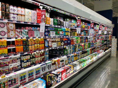 Whole Foods Manhattan West Hudson Yards beer
