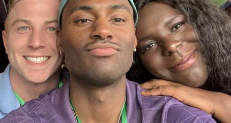 Minneapolis Boyfriends Raise Money for Protester Food & Supplies
