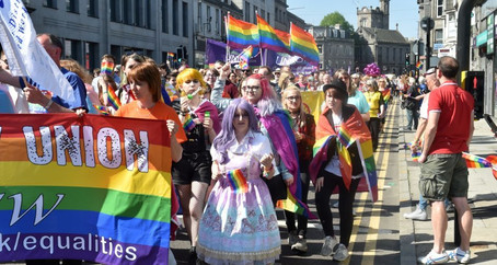 Proud Scotland Awards Celebrating LGBT Stalwarts Across the Country