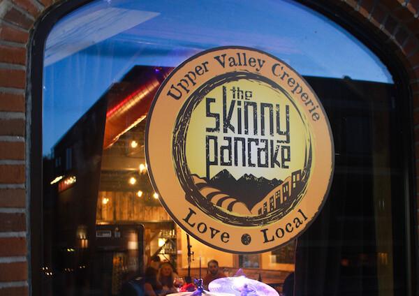The Skinny Pancake in Hanover, Vermont
