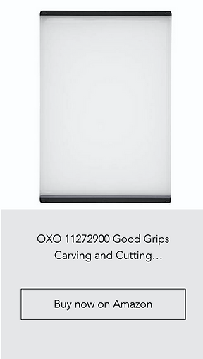 OXO Good Grips Carving and Cutting Board