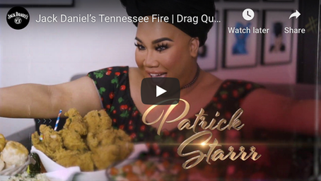 Spiced Iced Tea Recipe is Kicking Off Jack Daniel's & 'Drag Queen Mukbang'
