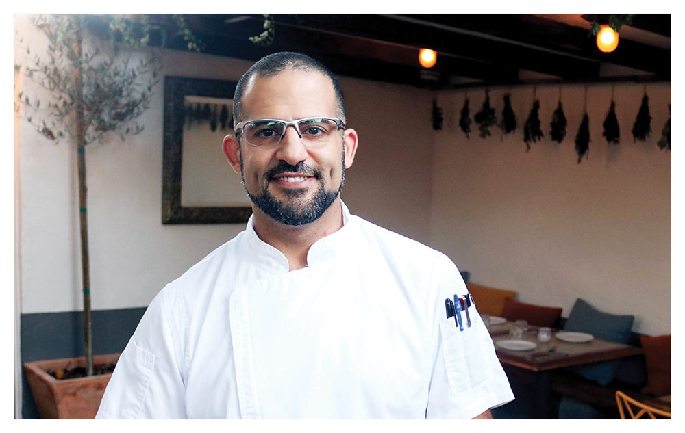 Chef Lior Hillel gay chef