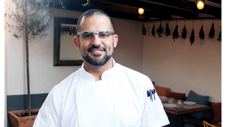 Gay Chef Lior Hillel Talks About Moving to LA from Israel