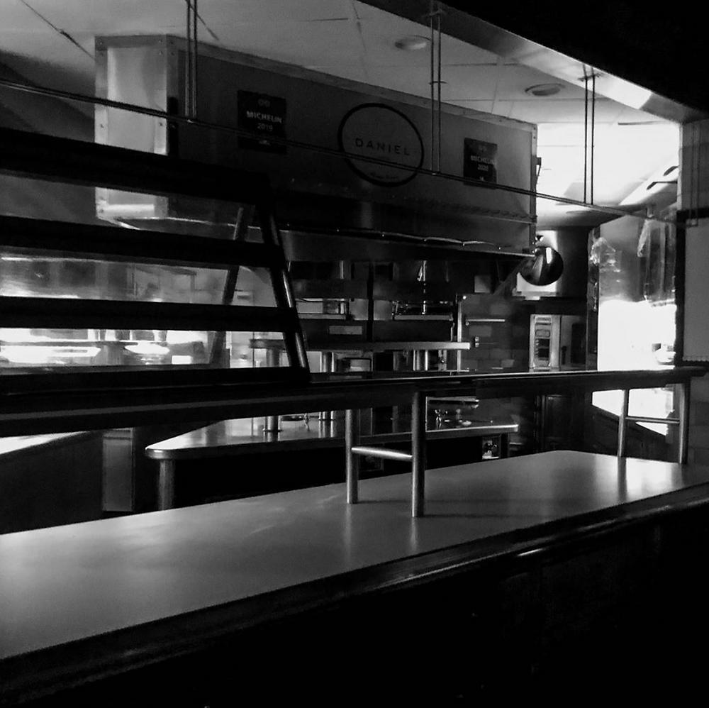 Chef Daniel Boulud restaurant