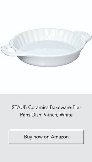 STAUB Ceramics Bakeware-Pie-Pans Dish