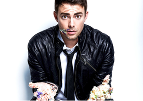 Congratulations to Jonathan Bennett of Food Network's 'Halloween Wars'