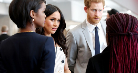 Prince Harry and Meghan Markle Stand Up for LGBT Rights...