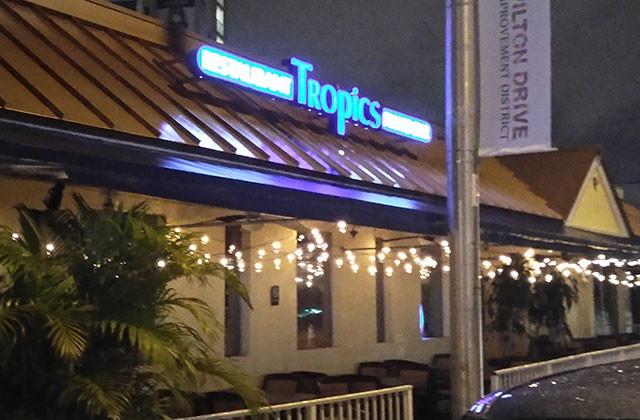 Tropics Piano Bar