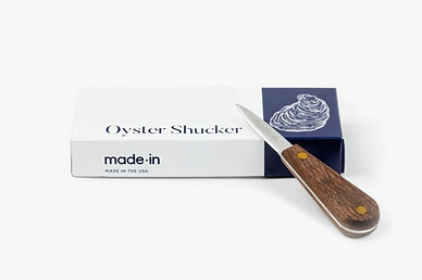 Made In Oyster Shucker