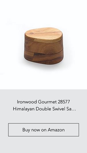 Ironwood Gourm Himalayan Double Swivel S