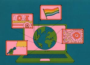 Pride Celebrated in Digital Realities