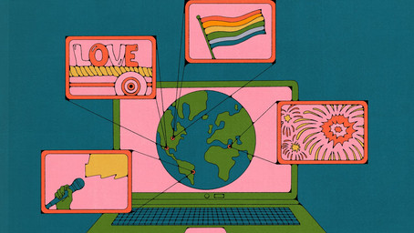 Pride Celebrated in Digital Realities