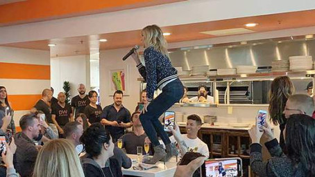 """Debbie Gibson Performs at """"Diva-Licious Drag Brunch"""""""