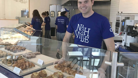 Gay Owned D'Andrews Bakery & Cafe in Nashville Serves Sweet Treats