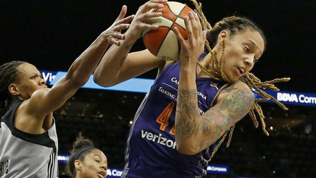 Brittney Griner donates $5,000 to LGBT youth center that was damaged by fire