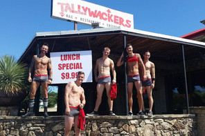 Remembering Tallywackers:  Hooters But With Dudes
