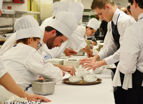 West Hollywood Supports Culinary Arts Program for Homeless Youth