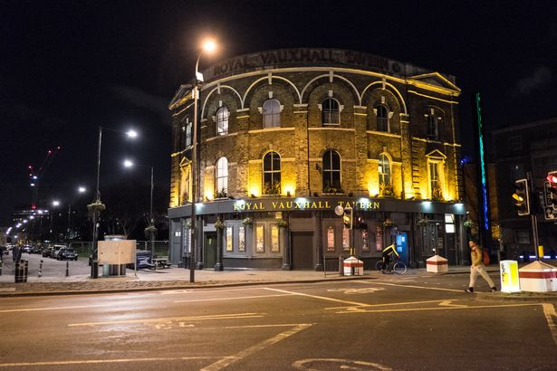 Royal Vauxhall Tavern London