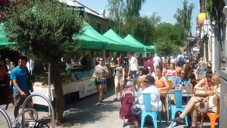 Fat Gay Vegan + Venn Street Market