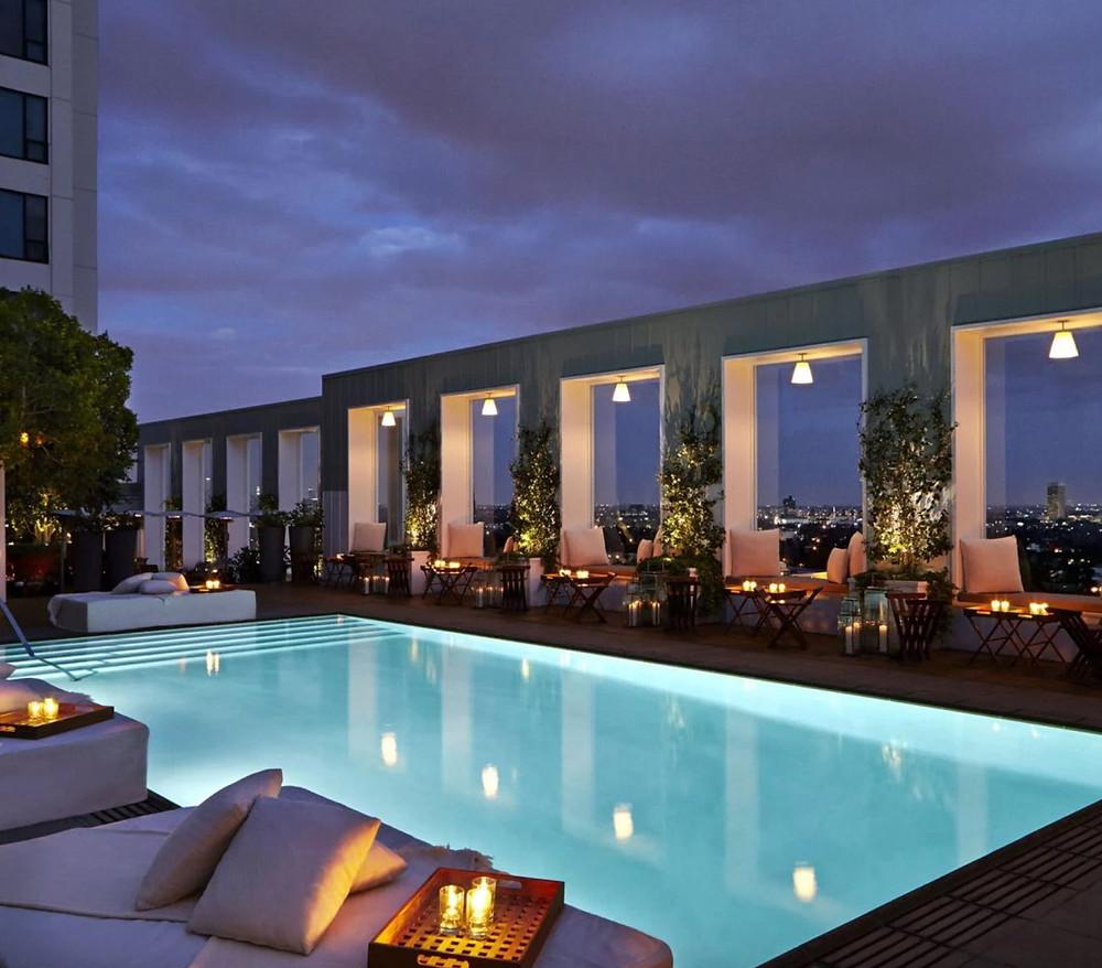 Skybar Los Angeles