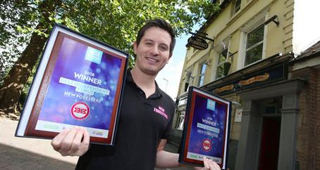 Nottingham's Longest Running Gay Bar Named Best Pub Second Year in Row