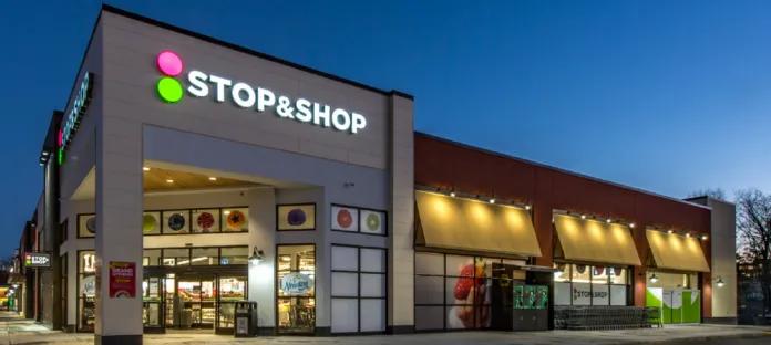 Stop & Shop Newton Massachusetts