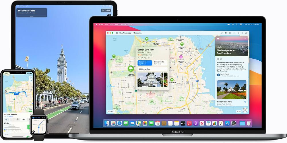 Apple Maps LGBT Guide