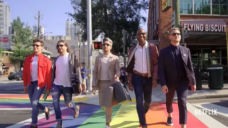 Meet 'Queer Eye' Netflix Fab Five Food & Wine ExpertAntoni Porowski