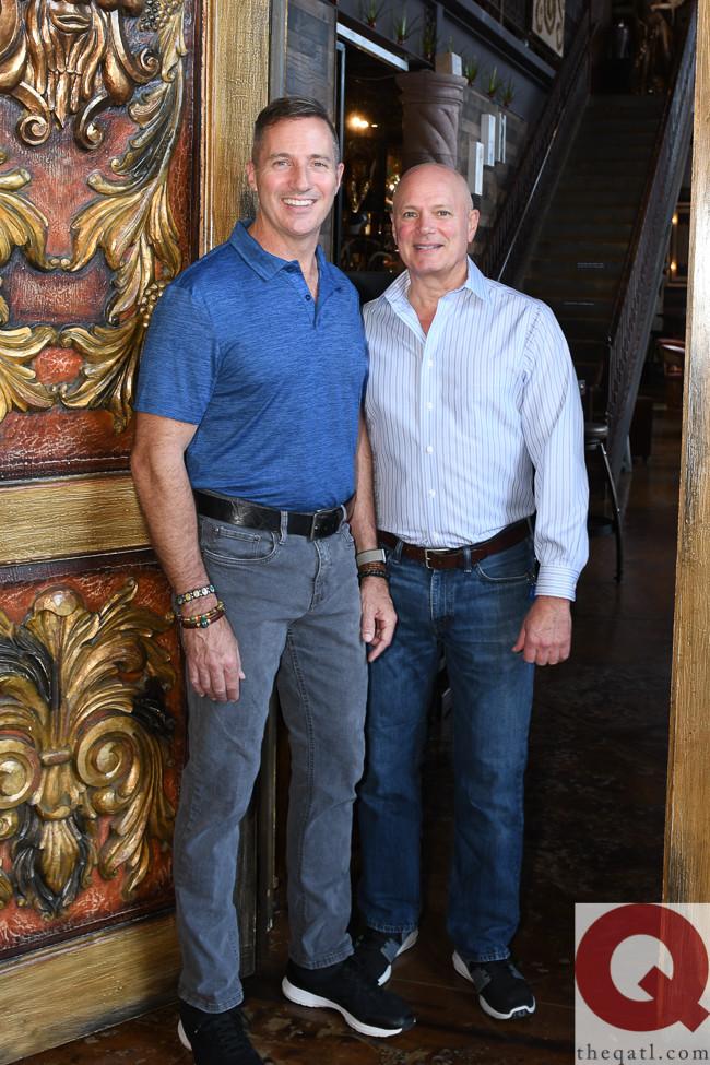 Walt Bilinski & Steve Mitchell