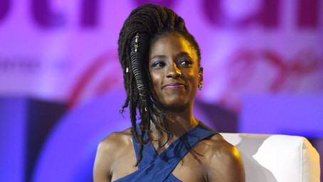 """""""Queen Sugar's"""" Rutina Wesley comes out, with Chef Shonda"""