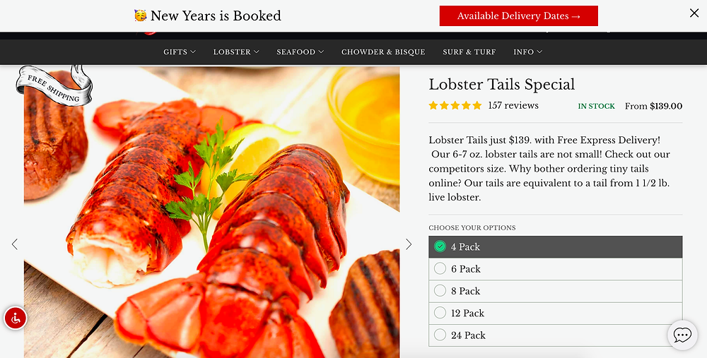 Lobster Anywhere and GayDining.com