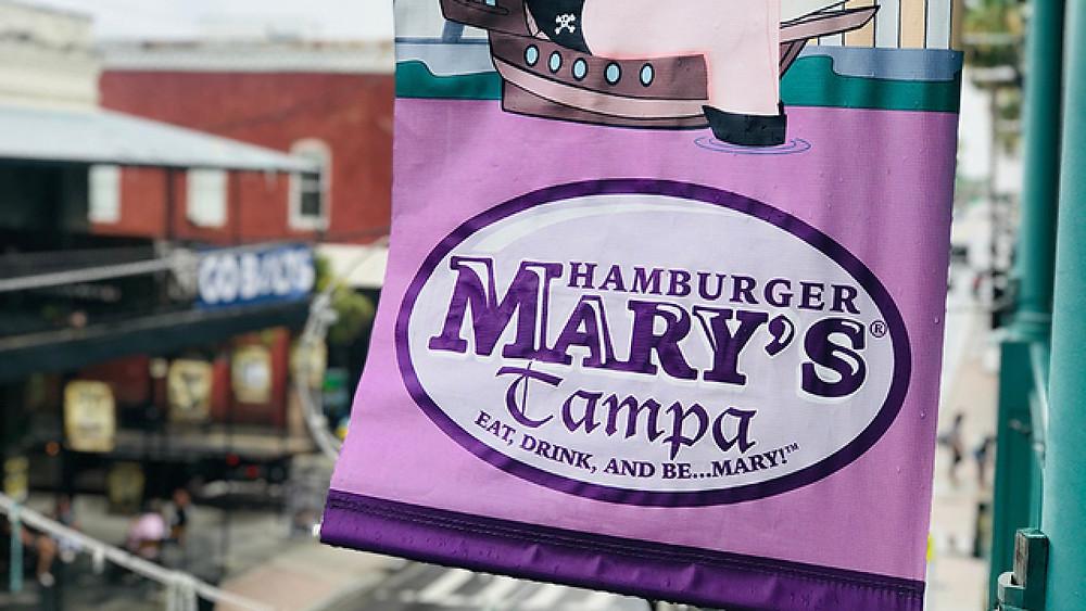Hamburger Mary's Tampa