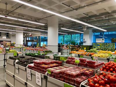 Whole Foods Manhattan West Hudson Yards produce