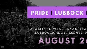 LubbockPRIDE to kick off seventh annual LGBT Pride Festival Saturday