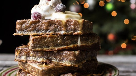 Christmas Brunch Made Ahead Of Time With These Recipes