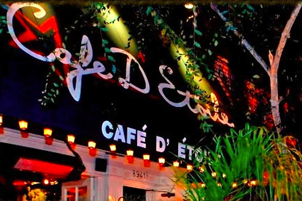 Cafe D'Etoile