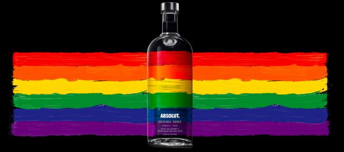 Absolut Vodka Gay Pride
