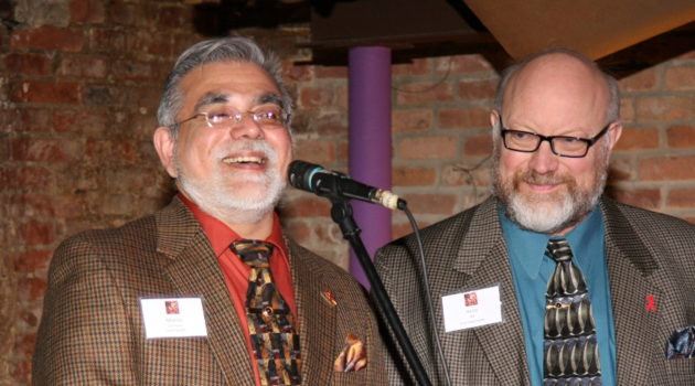 Martin Contreras and Keith Orr