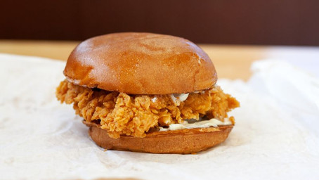 26 Fast Food Fried Chicken Sandwiches Ranked (2 that out-rank Chick-fil-A)