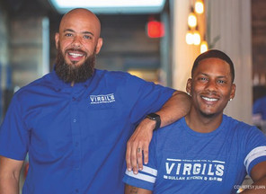 Gay Power Couple Juan and Gee Smalls Share Secrets of Success
