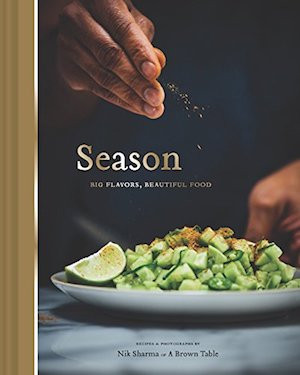 Season: Big Flavors, Beautiful Food book cover