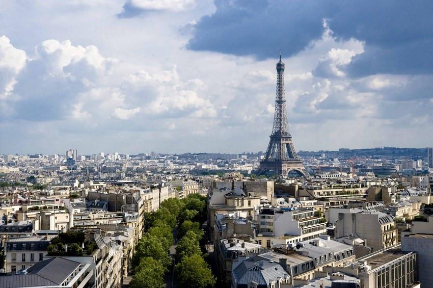 Paris by Keith Sherwood/Getty Creative