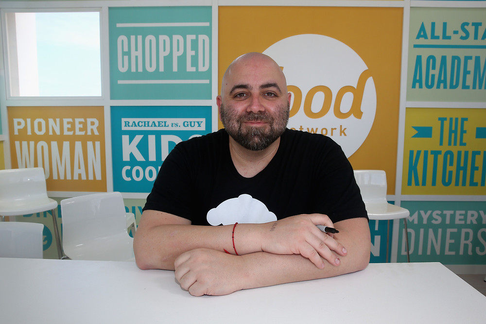 Duff Goldman by Aaron Davidson/Getty Images for SOBEWFF